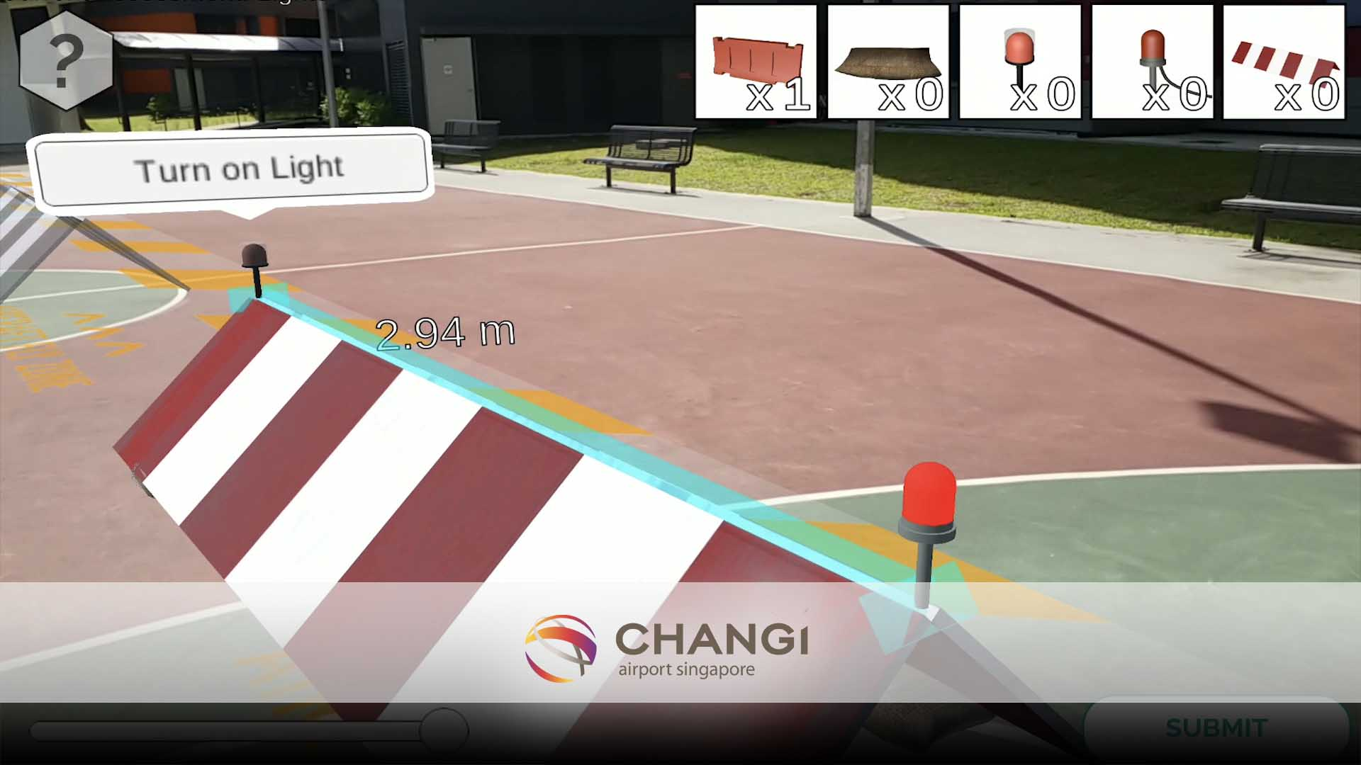 Changi Airport Group VR AR Safety Training