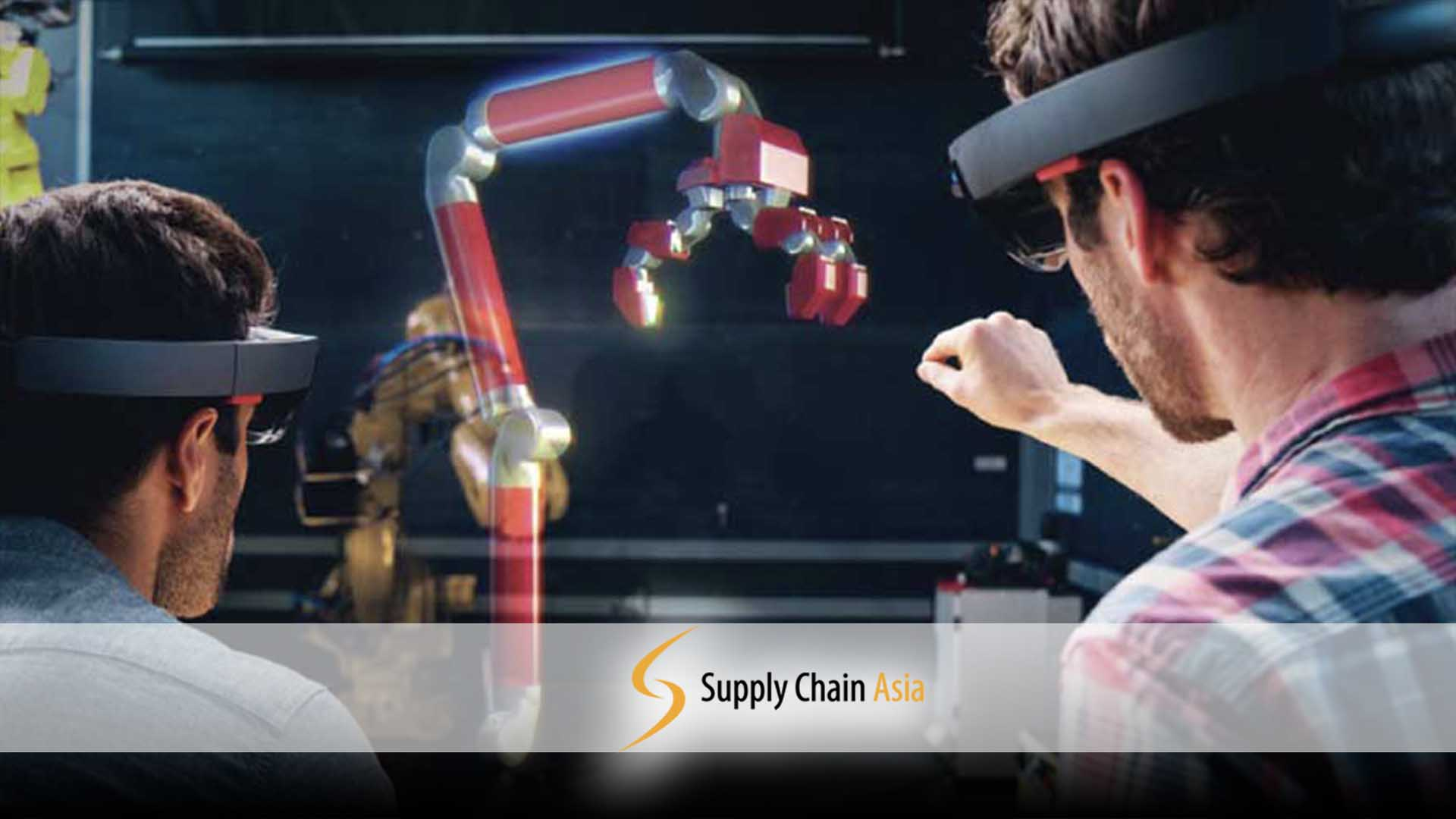 Supply Chain Asia VR MR Training and Showcase