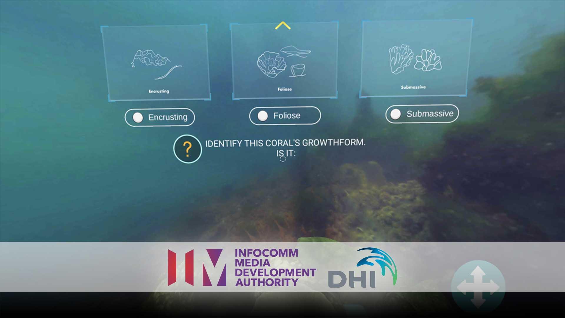 DHI Eyes On Habitat VR Training
