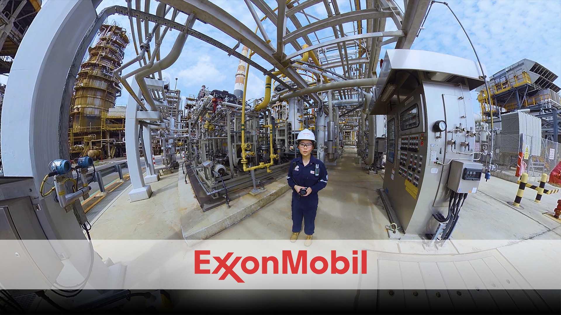 Exxon Mobil 360
