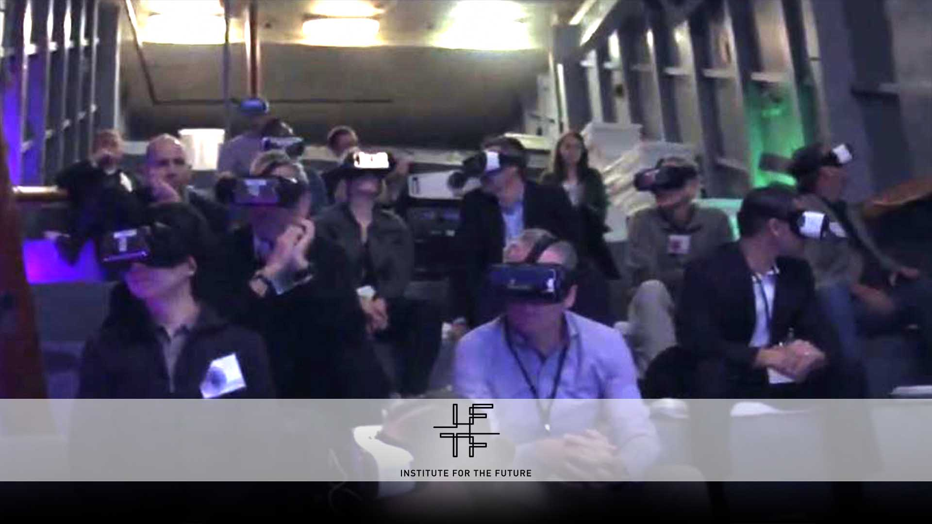 IFTF VR Sessions