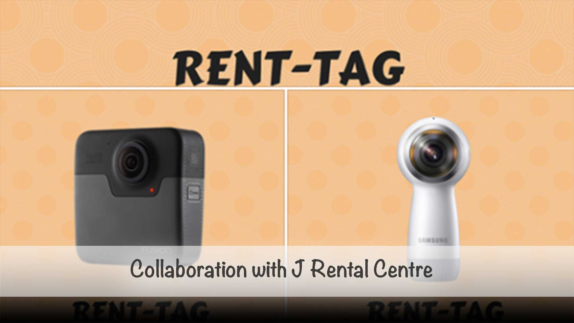 Collaboration with J Rental Centre