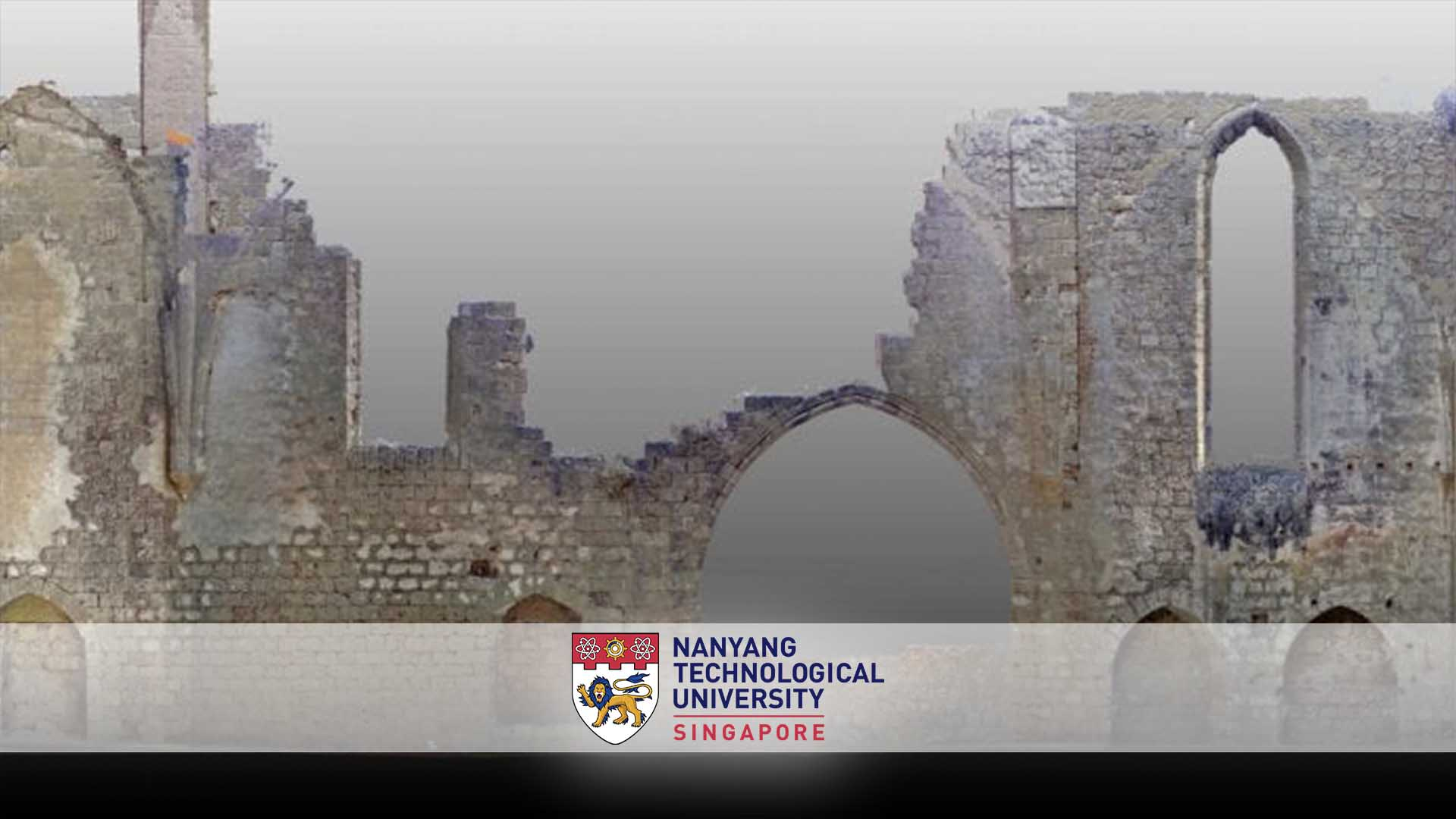 NTU Heritage Conservation with AR VR