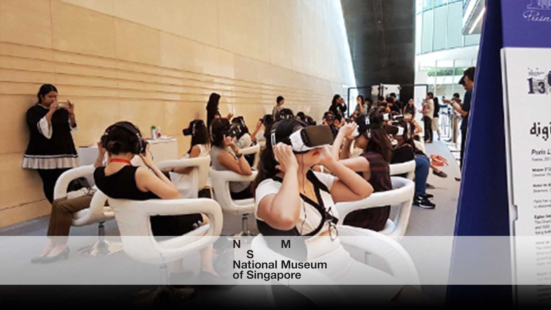 National Museum of Singapore VR