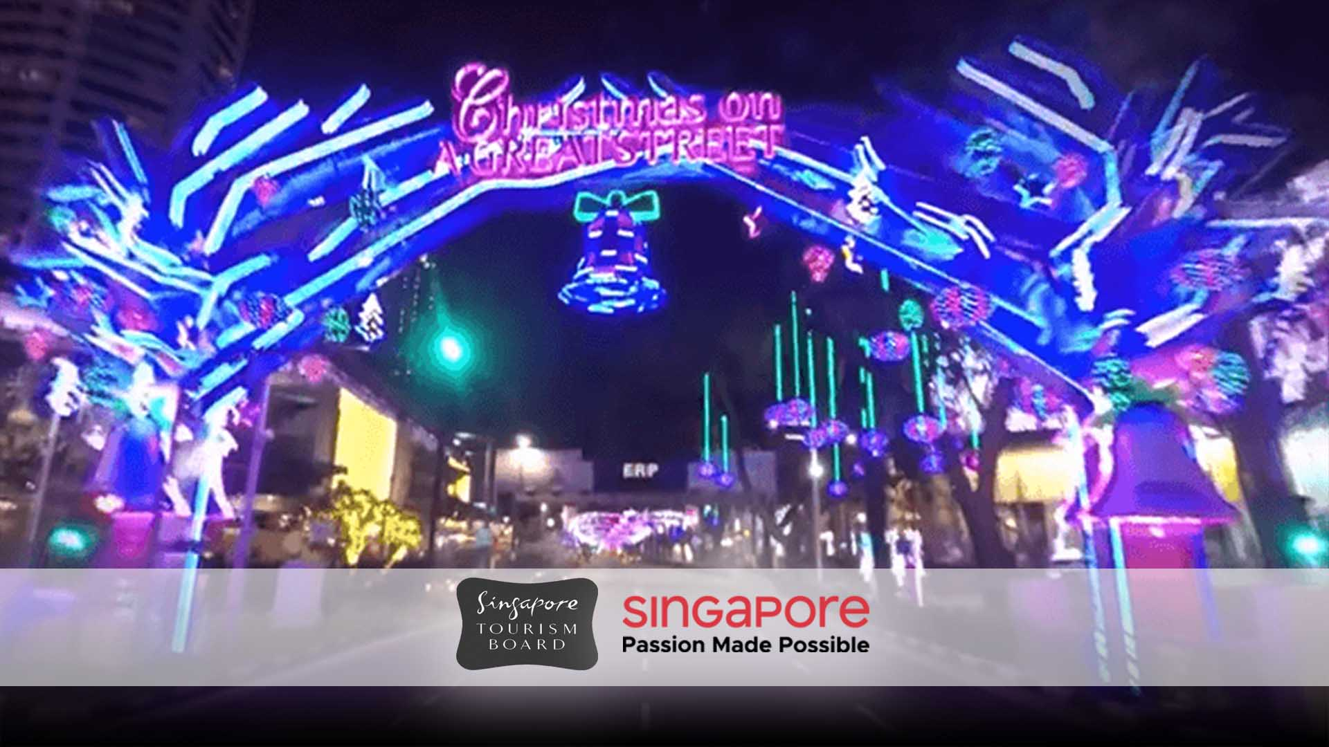 Singapore Tourism Board VR