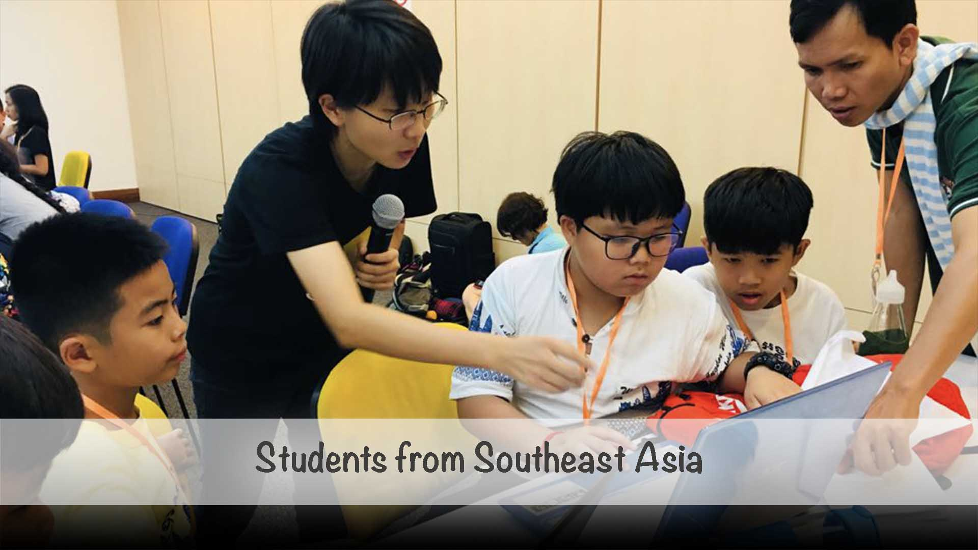 AR VR Workshop for Schools from Southeast Asia