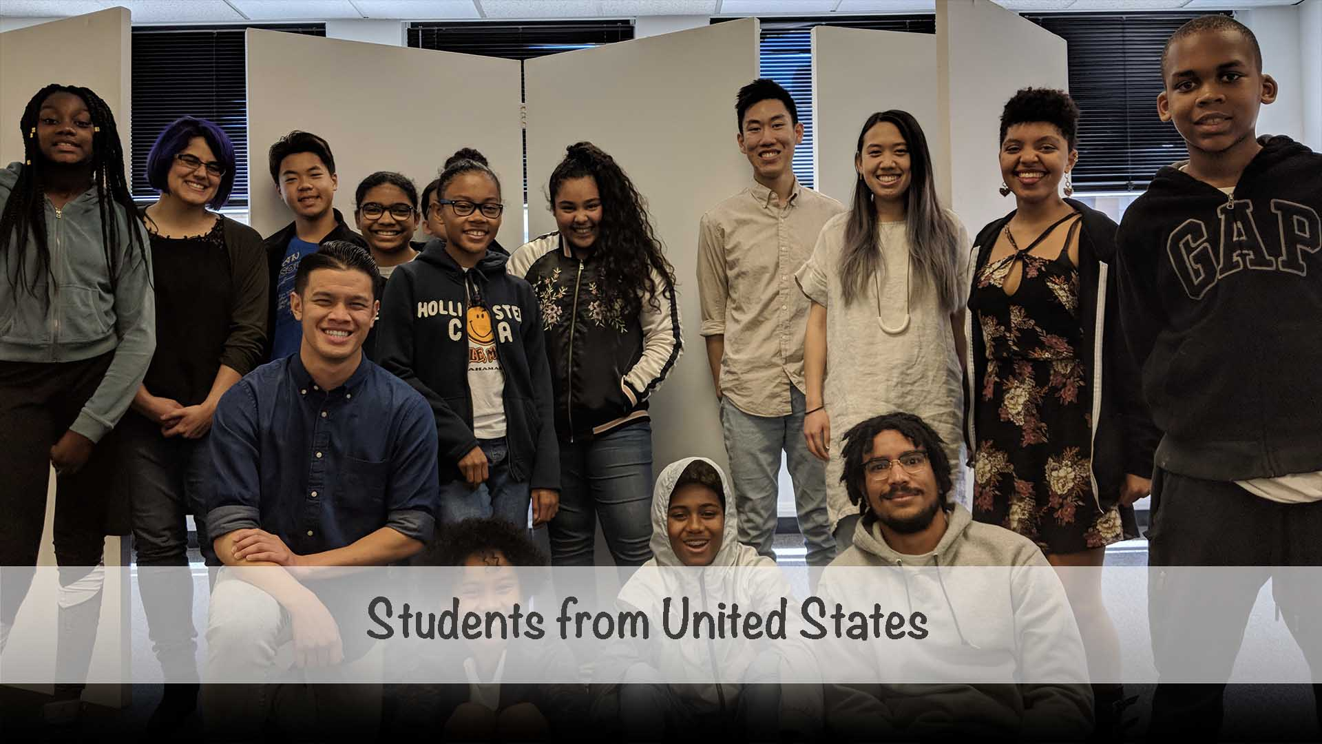 Storyhive for Students from the United States