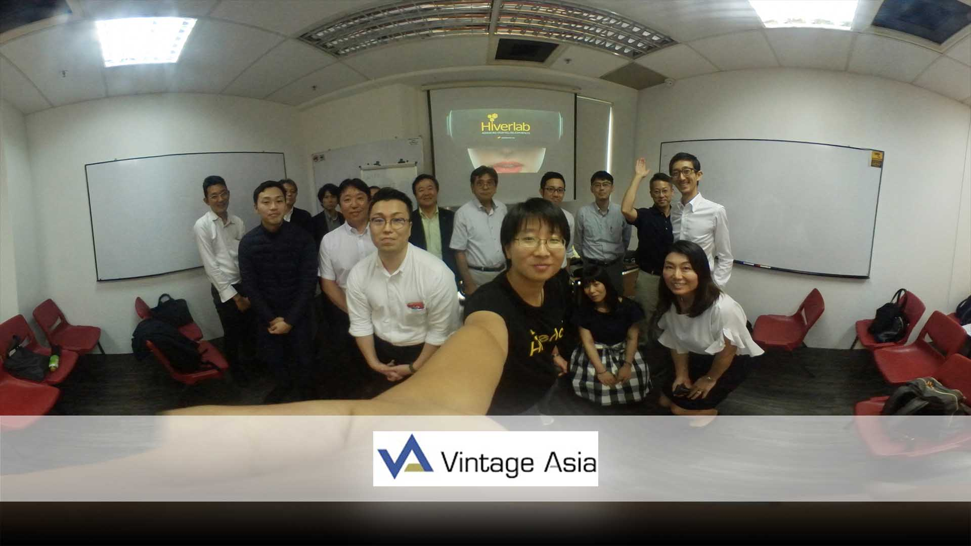 AR VR Workshop for Business Groups from Japan