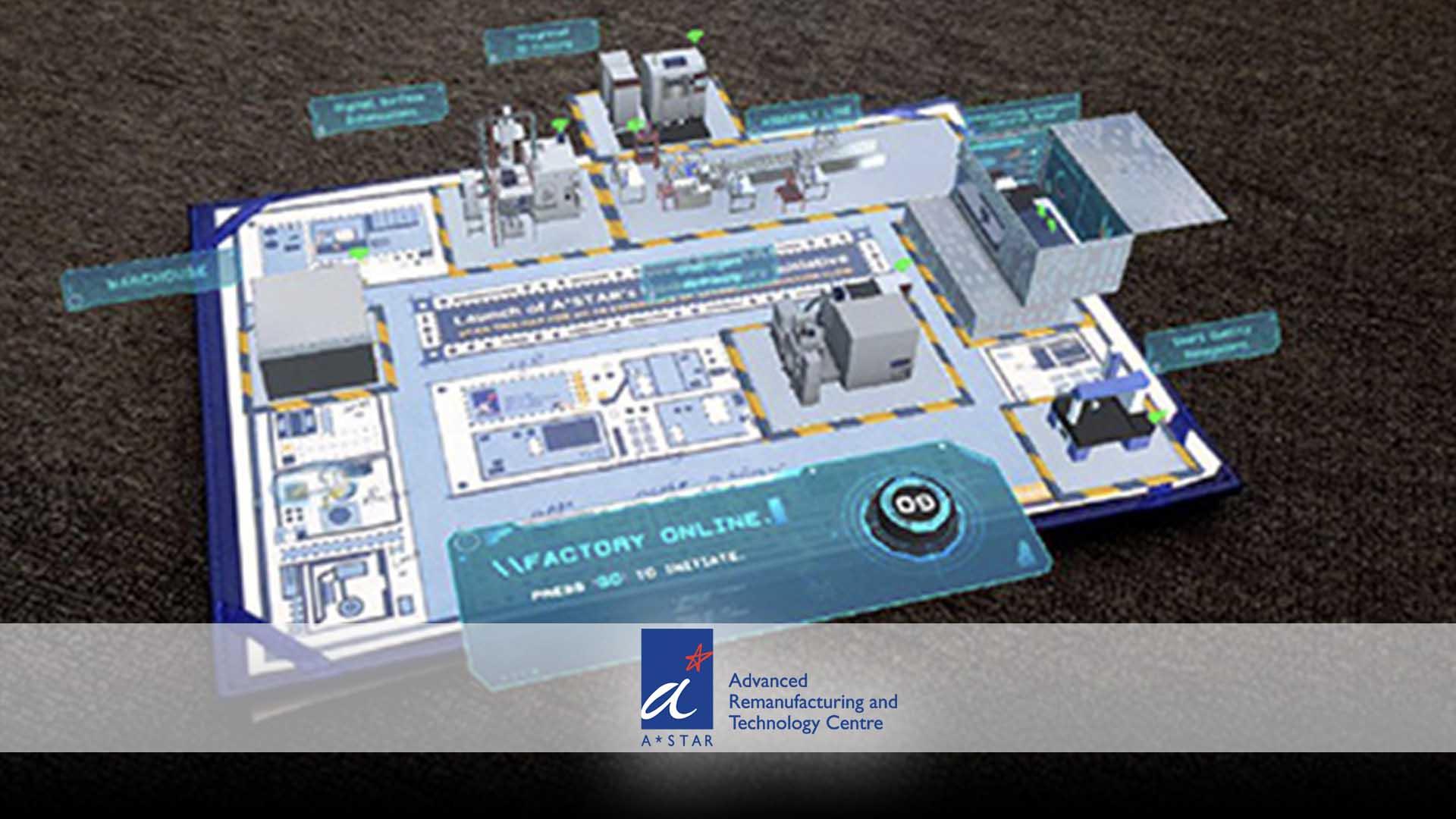 ARTC Model Factory AR